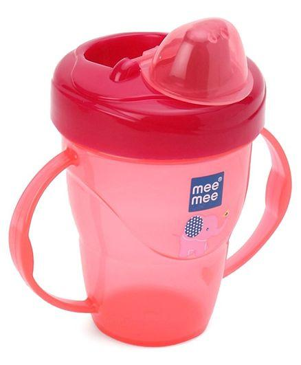 Mee Mee Easy GripTwin Handle Non Spill Sipper Cup 180ml