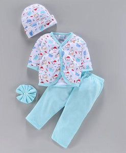 Infant Clothing Gift Set Pack of 4