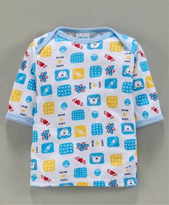 Clothing Gift Set Teddy Print-9 Pieces