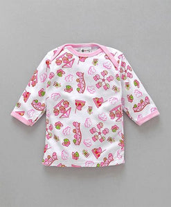 Clothing Gift Set Bear Embroidery-6 Pieces