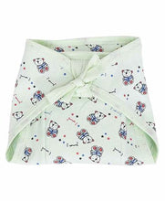 Load image into Gallery viewer, Cotton Cloth Nappies Multi Print Pack of 5 - Multicolor
