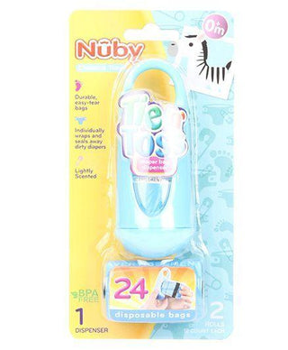 Nuby - Tie N' Toss Diaper Bag Dispenser