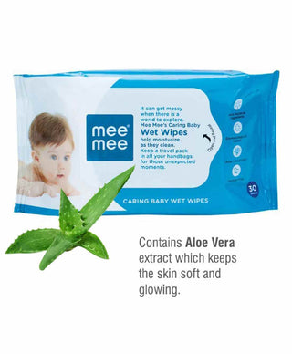 Mee Mee Caring Baby Wet Wipes