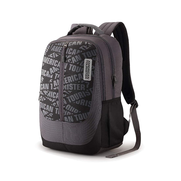 American Tourister Twing 30 Ltrs Grey Casual Backpack (FD0 (0) 08 003)