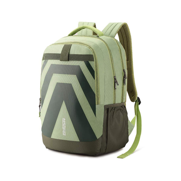 American Tourister Jet 47 cms Olive Casual Backpack (FE0 (0) 54 004)