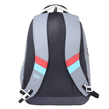 Load image into Gallery viewer, Wildcraft Wiki Hail Badge Backpack Blue