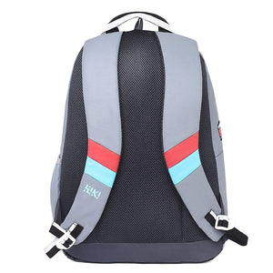 Wildcraft Wiki Hail Badge Backpack Blue