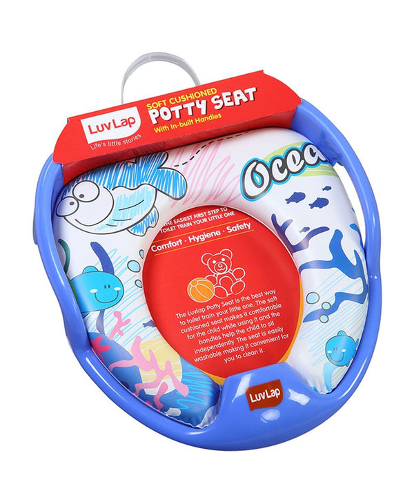 Cushioned Baby Potty Seat