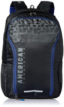 Load image into Gallery viewer, American Tourister Turf 49 cms Black Casual Backpack (FF0 (0) 09 002)