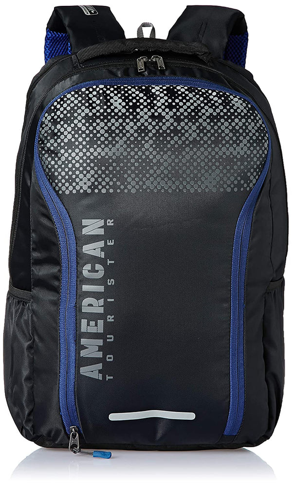 American Tourister Turf 49 cms Black Casual Backpack (FF0 (0) 09 002)
