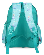 Load image into Gallery viewer, Disney 15 Ltrs Turquoise School Backpack