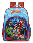My Baby Excel Marvel Red Blue School Backpack