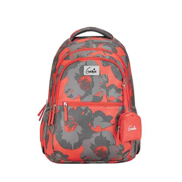Genie 27 Ltrs Casual Backpack (Bloom)
