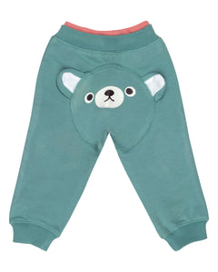 Light Green Baby Track Pant