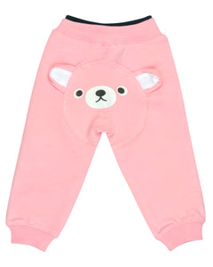 Light Pink Baby Track Pant