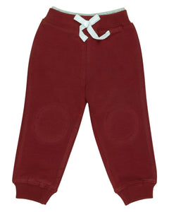 Light Maroon baby Track Pant