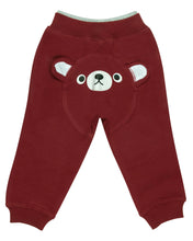 Load image into Gallery viewer, Light Maroon baby Track Pant