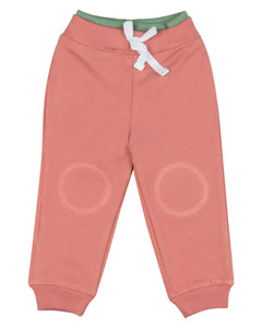 Peach Baby Track Pant