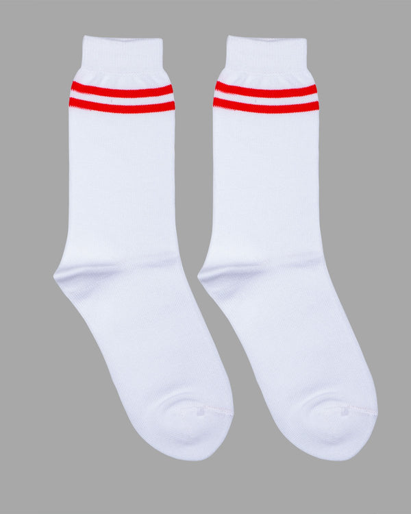 SOCKS SPORT RED(PUP)