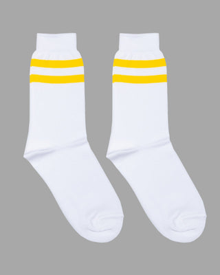 SOCKS SPORT YELLOW(PUP)