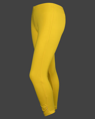 Tiny Girl 3/4 Leggings Yellow