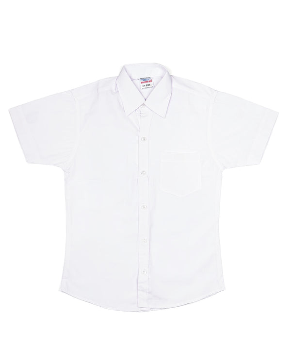 WHITE GERMAN SHIRT