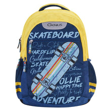 Load image into Gallery viewer, Genius Skater Attractive Outlook Bags 19 Inches 34 Ltrs