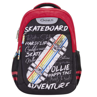 Genius Skater Attractive Outlook Bags 19 Inches 34 Ltrs