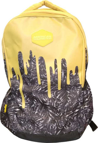 Zook Nxt 02 Black 32 L Backpack  (Yellow, Grey)