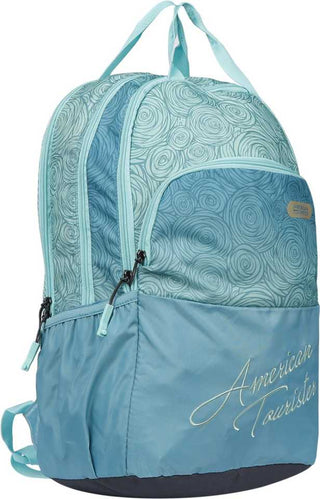 ZUMBA 01 35 L Backpack  (Blue)