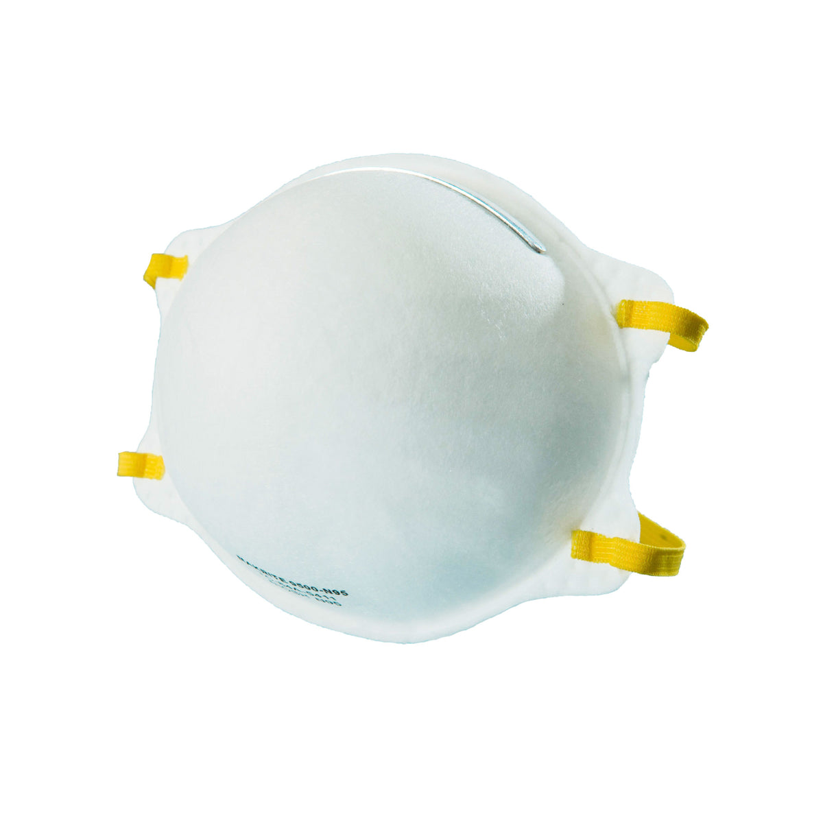 NIOSH Certified Makrite N95 Pre-formed Respirator Masks (240 pcs)