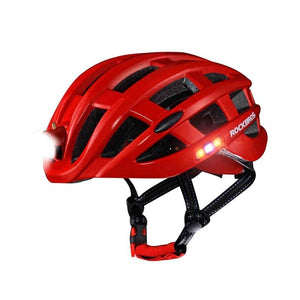 Cycle Helmet With Built In LED Night Light