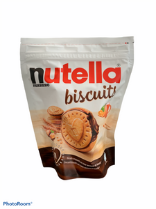 Biscuits Nutella