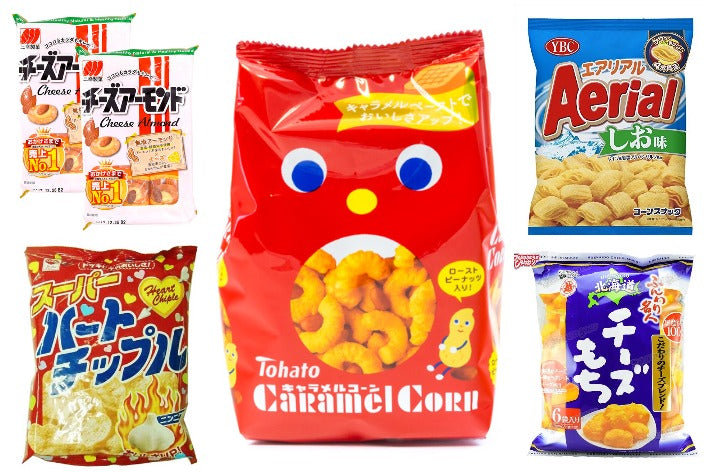 11 Best Japanese Snacks You Can Buy In Singapore That'll Zip You To Japan
