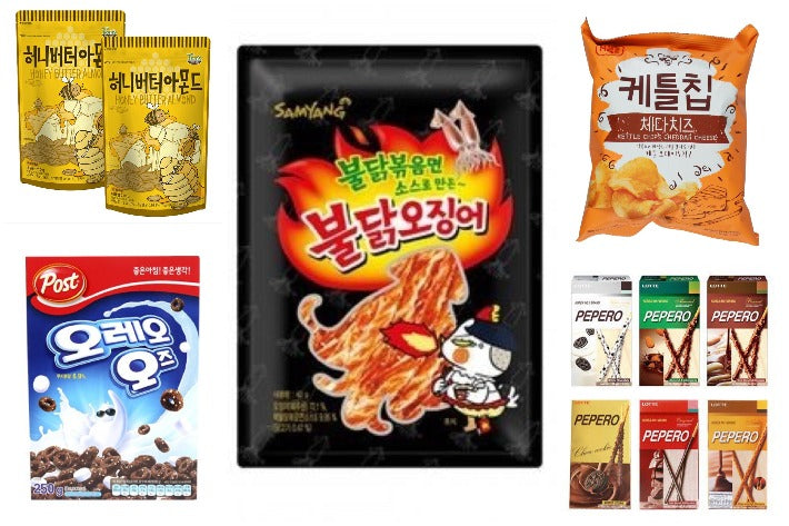 10 Best Korean Snacks You Can Buy In Singapore Including Choco Pie & Honey Butter Chips