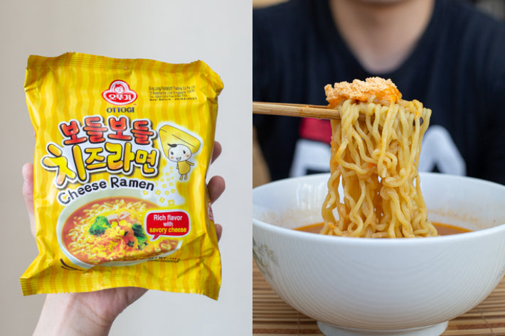 Ottogi Cheese Ramen Review — Cheesy, Slurp-worthy Korean Instant Noodles You Need To Try