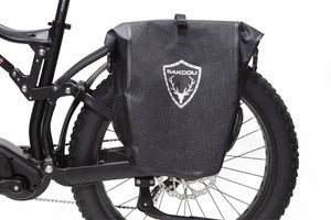Dual-Use Pannier Backpack
