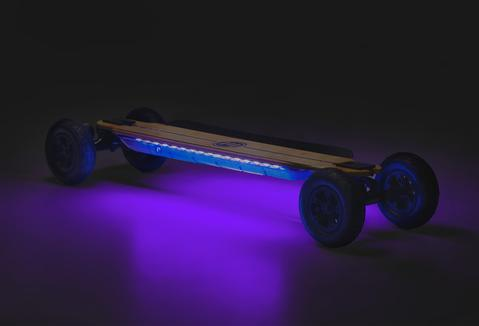 EVOLVE LED-Lights Bamboo GTR/Stoke