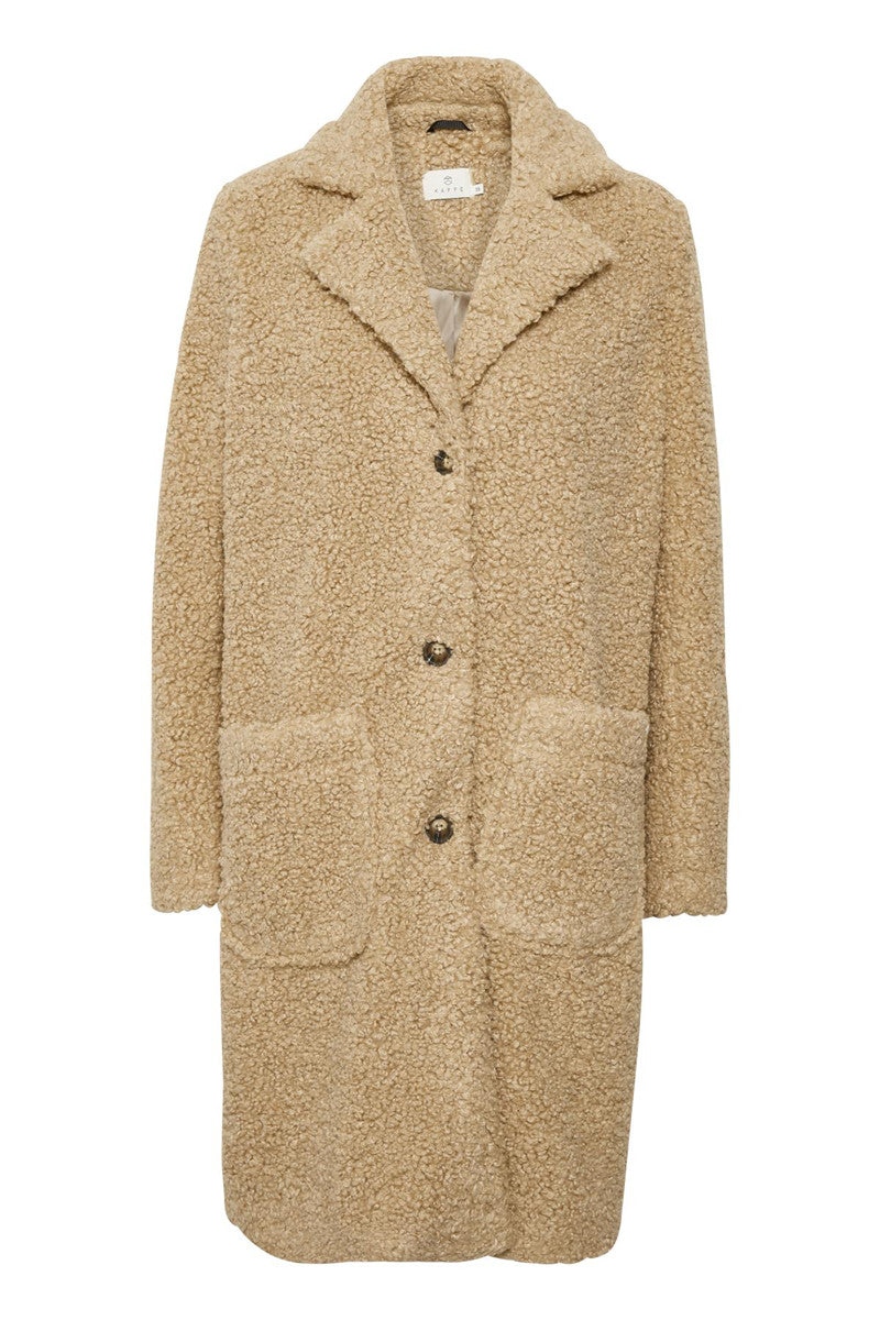 Kaffe Balma Teddy Coat