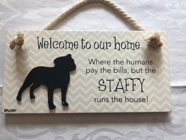 Fun Sign for the Home