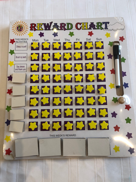 Reward Chart Whiteboard