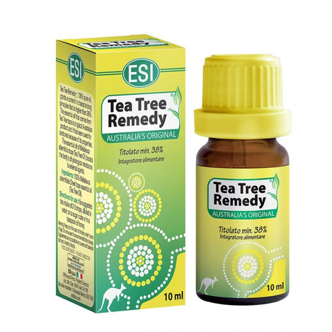 Tea tree oil 10/25 ml