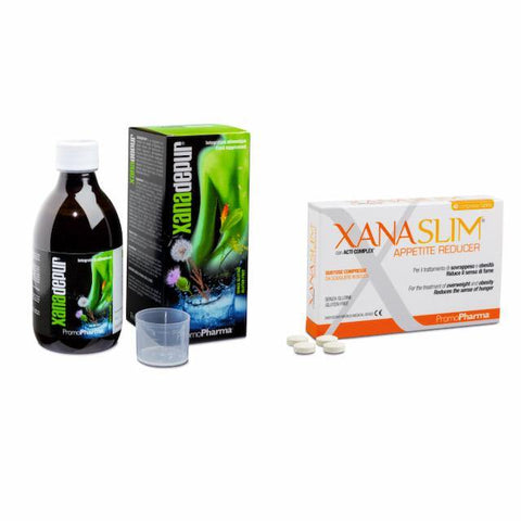 KIT Donna RETTANGOLO-kit dimagrante-Promopharma-Farmaxè