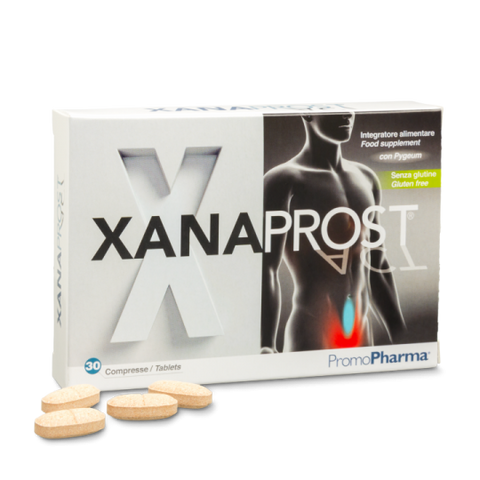 Xanaprost® Act 30 CPR - Farmaxè