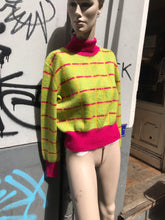 Load image into Gallery viewer, 90's Fiorucci mohair mix jumper