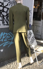 Load image into Gallery viewer, Jean Paul Gaultier power shoulder pants suit