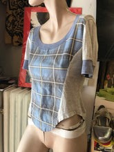 Load image into Gallery viewer, Vivienne Westwood T-shirt in the corset shape