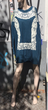 Load image into Gallery viewer, Vivienne Westwood T-shirt dress with prints