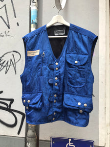90's Michiko Koshino multiple pockets vest