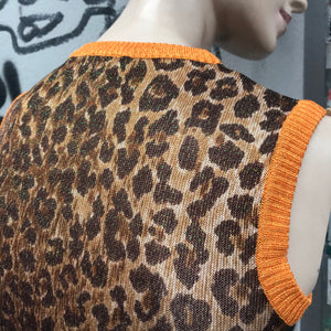 D&G leopard top